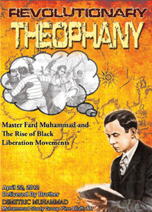 Revolutionary Theophany