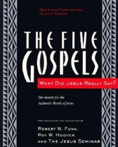 5 gospels book