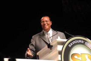 Minister Farrakhan SD 2014