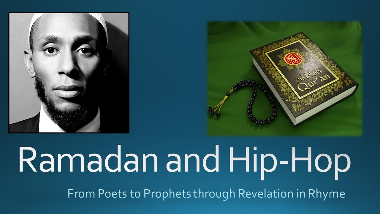 Ramadan and Hip-Hop covert art